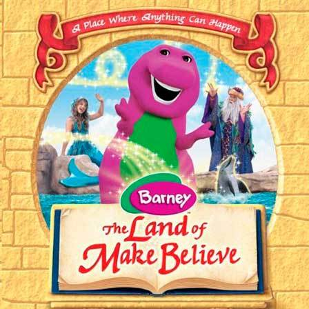 Barney the movie! X( *shudder* aaaaahhhhhh!!!!!!