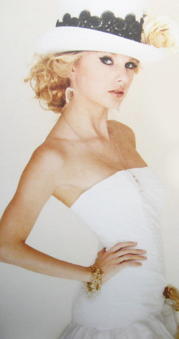 Taylor Swift. She is stunning. Put aside the hate and just look at her. Gawsh she is gorgeous <3