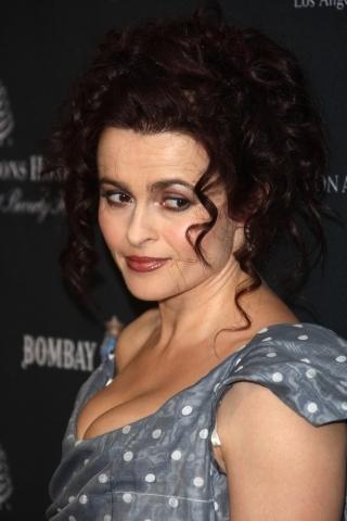 its Helena Bonham Carter .. she's the prettiest woman ever