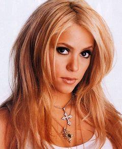 I tình yêu Shakira's look <3.