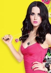 Katy Perry. :)