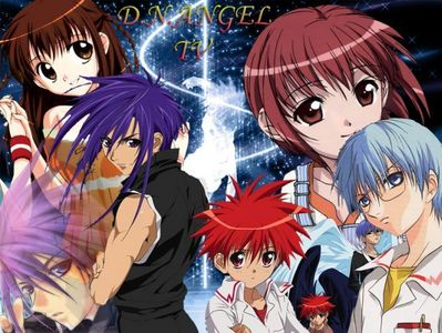 If she love Fruits Basket and Pokemon. Then she well love D.N.Angel, my 11 year old sister watches it and reads the manga. She's obsessed with it, she likes it a LOT.