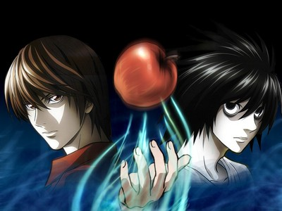 i think it's a tie between Light Yagami and l Lawliet in the battle of the minds.