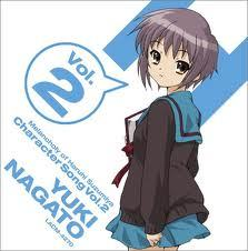 I say Yuki Nagato is very intellegent and has a very high IQ