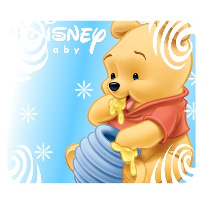 baby pooh ours <3