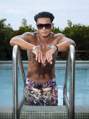 """You can't just walk in with a банан and expect everything to be peaches!"" Pauly D."
