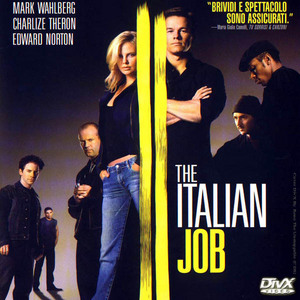 The one and only the italian job but I can,t just ignore four brothers so two best phim chiếu rạp