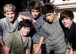 One Direction cos they're well fit and amazing singers!!!!