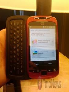 The T-Mobile MyTouch Slide :)