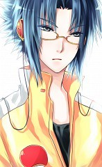 i want too meet sasuke uchiha first. and kanamae and zero from vampire knigts. and boys of la cordo do oro primo paso esecically azuma and len what do u think about this pic of sasuke?is it cute