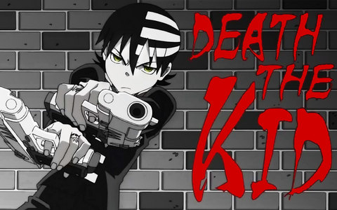 Death the Kid from Soul Eater:x