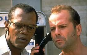 bruce willis and samuel.l.jackson. sorry couldn't choose between them both xx