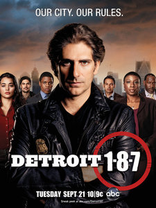 Detroit 187, Law & Order: Criminal Intent and The Mentalist