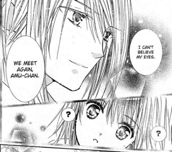 Ikuto. In the manga, when she travels through time she meets the future tadase, and he says he hasnt seen her in so long, which kinda implies they dont get together.