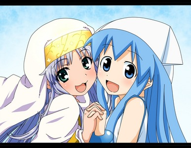 Ika Musume (Shinryaku! Ika Musume) Index (To Aru Majutsu no Index) Illyasviel Von Einzbern (Fate/stay Night) *edit
