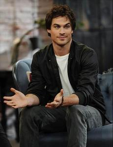 I am in Любовь with Ian Somerhalder! Yes ladies i no what your thinking! Hes Yummy!!!