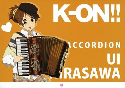 Tsukasa Hiiragi from Lucky Star,Ui Hirasawa from K-ON!,Karin Kurosaki from Bleach,Suzuna Ayuzawa from Kaichou wa Maid Sama!,and Liena Grace Vincent from Battle B-Daman. ^.^