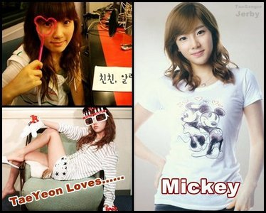 of course Taeyeon because she is cute,dorky and has a powerful and beautiful voice ever!!!!,,.....