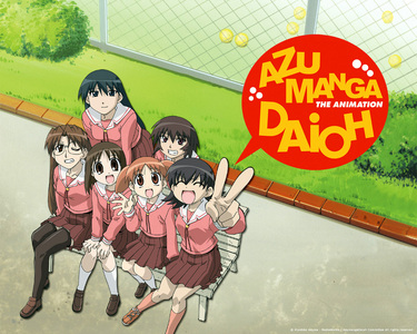 i was looking up a azumanga daioh fanclub back in the summer of 2010 and came across this and eversince i started it i have been obsessed with it