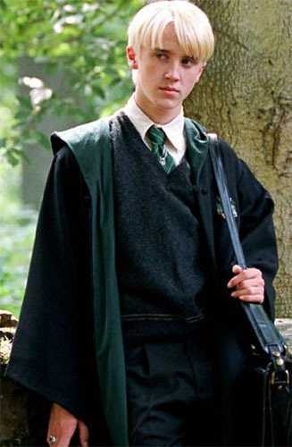 too much, but the best dream is when I I'm dreaming about the one and only DRACO MALFOY :) I'm late to school because of that dream, cause I don't wanna wake up :)