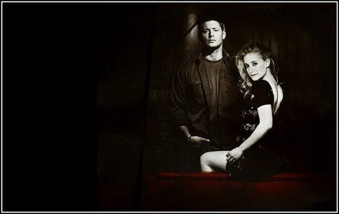 Well I have alway liked the Idea of Dean Winchester and Chloe sullivan together or Dean and haley James Scott as a pair  Chloe from smallville Haley from One Tree Hill Dean from Supernatural