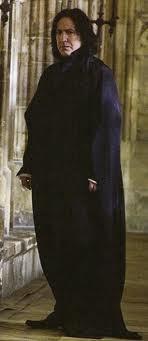 Severus Snape :)