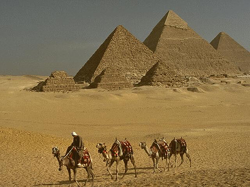 The culture, the history of Egypt is amazing!! To visit Egypt is a huge desire of mine.. I hope I will in the future :)