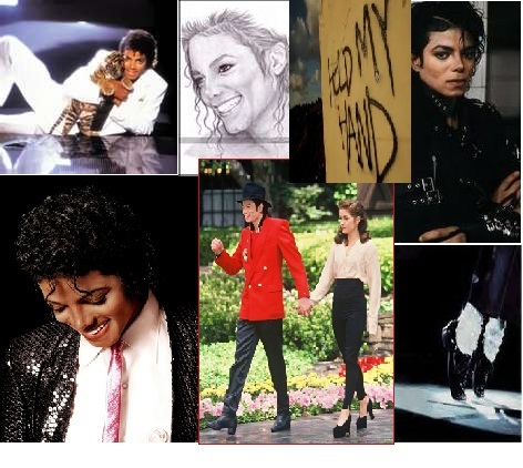 It's MJ of Course but i put this together myself do u like it? I know आप doXD
