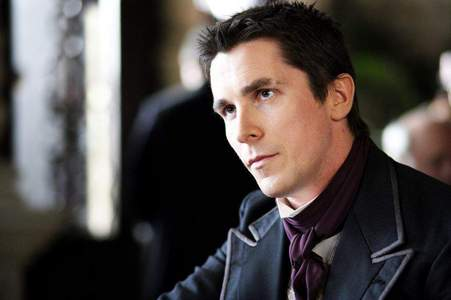 Christian Bale ♥♥♥ Gosh, I'd die to see him at least once!! ♥