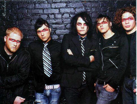 My Chemical Romance...♥ & a lotof other stuff :)