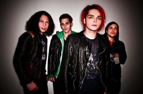 ❤My Chemical Romance❤ My heros