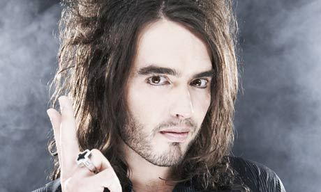 My husband, the one and only sexy Russell Brand <3