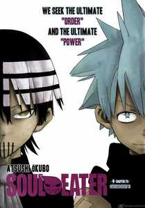 I'm obsessed with the anime/manga Soul Eater and Death the Kidd!