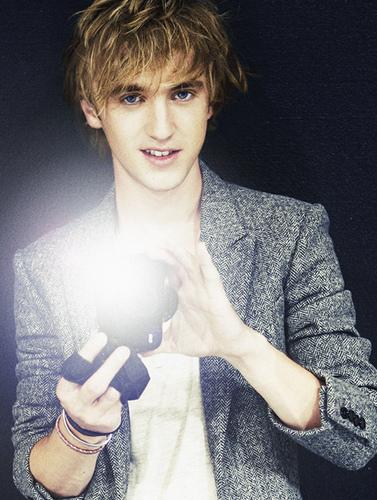 mine is TOM FELTON!!!! ♥♥♥