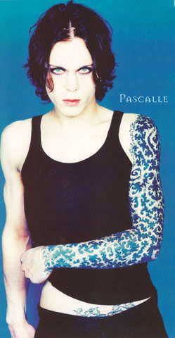Ville Valo is one of my चोटी, शीर्ष celebrity crushes he's from the band HIM. Max Green from Escape The Fate, Matt Tuck and Jason James from Bullet For My Valentine, A LOT of band members, movie actors and अभिनेत्रियों <3, but, I'm just going to choose one out of the many!!!