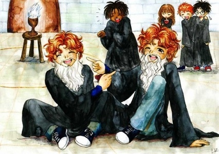 nobody wants Dobby for his Valentine Date?? ;d lOl Draco for sure ^^ یا the Twins :D <3