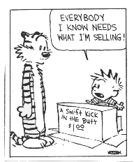Does Calvin count?