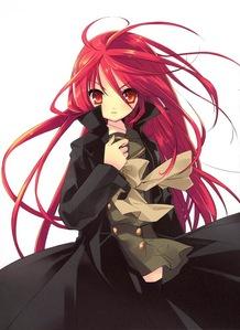 >[b]Sasori[/b] from Naruto Shippuden >[b]Kushina[/b] from Naruto Shippuden >[b]Asahina Mikuru[/b] from TMOHS >[b]Shana[/b] from Shakugan no Shana