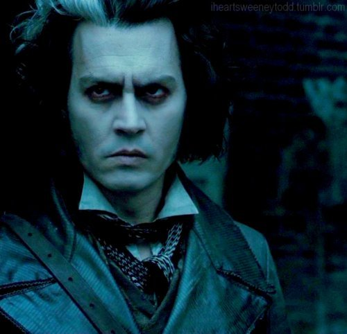 Sweeney Todd, he was sent there for prison but escaped after 15 years.