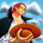 Shanks from One Piece