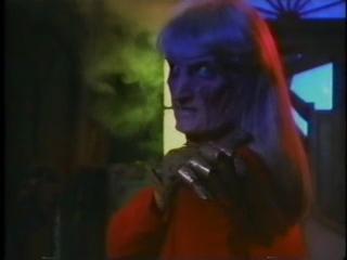 Mr. Krueger from Freddy's nightmares.