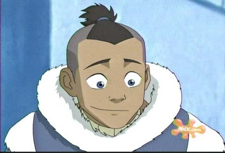 I used to have a crush on Sokka, and maybe I still do a little bit, haha.