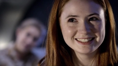 Amy Pond from Dr. Who!
