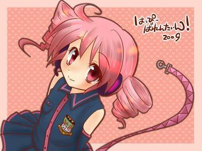 1.Kasane Teto (Vocaloid) 2.Suiseiseki (Rozen Maiden) 3.Kahlua Marjoram (Galaxy Angel II) 4.Misaki Ayuzawa (Kaichou wa Maid Sama!) 5.Maka Albarn (Soul Eater)