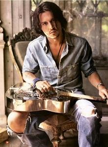 Johnny Depp xD