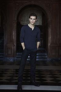 stefan salvatore from the vampire diaries :)