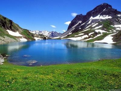 Here's mine... I Liebe nature :)
