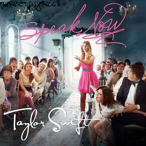 Taylor Swift's Speak Now. I think that is very romantic. The tune is uplifting and optimistic, very catching too.. I love to dance to that, I can't haelp but dance to it.