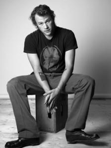 Heath Ledger. :D
