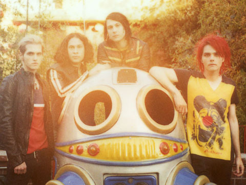 MY CHEMICAL ROMANCE WITH ALL MY puso <3